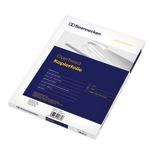 Soennecken Laserfolie DIN A4 120µm antistatisch beschichtet stapelverarbeitbar Polyester glasklar 50 Folien/Pack.