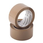 Soennecken Packband 50 mm x 66 m (B x L) Polypropylen braun 6 Rl./Pack.