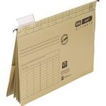 ELBA Hängehefter vertic® ULTIMATE® DIN A4 240g/m² Karton naturbraun