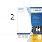 HERMA Folienetikett SPECIAL 210 x 148 mm (B x H) weiß 80 Etik./Pack.