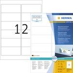 HERMA Haftetikett 99,1 x 42,3 mm (B x H) wieder ablösbar Papier weiß 1.200 Etik./Pack.
