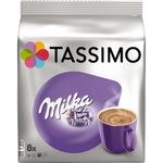 Tassimo Kakaodisc Milka 8 x 30 g/Pack.