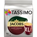 Tassimo Kaffeedisc Caffè Crema Classico XL 16 x 8,3 g/Pack.