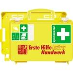 SÖHNGEN® Erste Hilfe Koffer Extra 26 x 17 x 11 cm (B x H x T) DIN 13157 leuchtgelb
