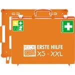 SÖHNGEN® Erste Hilfe Koffer MT-CD 40 x 30 x 15 cm (B x H x T) DIN 13169 orange