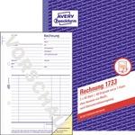 Avery Zweckform Rechnung DIN A5 1 Durchschlag 2 x 40 Bl.