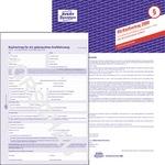 Avery Zweckform Kfz-Kaufvertrag DIN A4 selbstdurchschreibend 3 Durchschläge 1 x 4 Bl.
