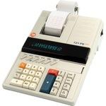 Triumph-Adler Tischrechner 121 PD Eco schwarz/rot 217 x 90 x 325 mm (B x H x T) Netzbetrieb weiß