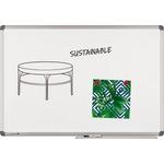 Legamaster Whiteboard UNIVERSAL Maße der Oberfläche: 120 x 90 cm (B x H) Tafel magnethaftend nicht beidseitig beschreibbar lackiert weiß