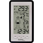 technoline® Wetterstation WS 9632 IT Station: 84 x 150 x 23, Außensender: 38 x 129 x 21 mm (B x H x T) LCD 100m mit Temperaturanzeige mit Datumsanzeige mit Funkuhr AAA/Micro, AA/Mignon inkl. Außensender TX37-IT