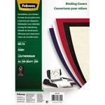 Fellowes® Einbanddeckel Delta DIN A4 250g/m² Karton elfenbein 100 St./Pack.
