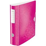 Leitz Ordner Active WOW 82mm DIN A4 Werkstoff: Polyfoam pink