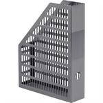 Soennecken Stehsammler 6,5 x 30,5 x 23,5 cm (B x H x T) DIN A4 Werkstoff: Polystyrol grau