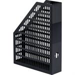Soennecken Stehsammler 6,5 x 30,5 x 23,5 cm (B x H x T) DIN A4 Werkstoff: Polystyrol schwarz