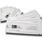 Zebra Reinigungskarten Kit 105912G-912