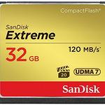 SanDisk Extreme Flash-Speicherkarte 32 GB SDCFXSB-032G-G46
