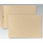 POSTHORN Versandtasche DIN B4 250 x 353 mm (B x H) ohne Fenster 110g/m² mit Haftklebung Papier braun