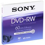 Sony DVD-RW 2,8GB/60 Min 1er Jewel Case DMW60AJ