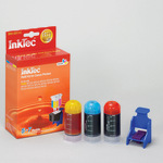 InkTec Refill-Kit für Canon CL-513/CL-511
