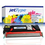jetType Toner kompatibel zu Lexmark C734A1YG