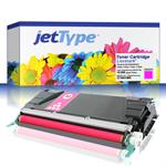 jetType Toner kompatibel zu Lexmark C736H1MG