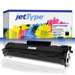 jetType Toner kompatibel zu HP CB436A 36A