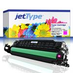 jetType Toner kompatibel zu HP CE253A 504A