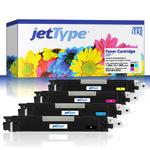 jetType Toner Multipack kompatibel zu HP