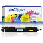 jetType Toner kompatibel zu HP CE312A 126A