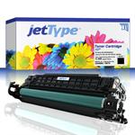 jetType Toner kompatibel zu HP CE400X 507X
