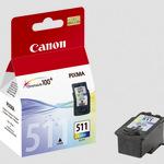 Canon Tinte 2972B001 CL-511