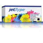 jetType Toner kompatibel zu Samsung CLPK660B/ELS