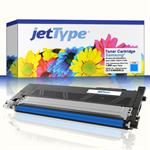 jetType Toner kompatibel zu Samsung CLT-C404S/ELS