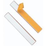DURABLE Schilderrahmen Labelfix® 20 x 3 cm (B x H) PVC transparent 5 St./Pack.