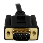 StarTech 3ft HDMI to VGA active converter cable
