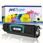 jetType Toner kompatibel zu Lexmark E460X31E