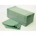 Fripa Papierhandtuch Verde 25 x 23 cm (B x L) 100 % Recyclingpapier grün 20 x 250 Bl./Pack.