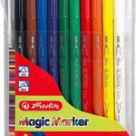 Herlitz Dpl.fasermaler08651408 Magic Co.