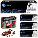 HP Toner Multipack CE320/21/22/23A 128A