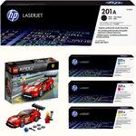 HP Toner Multipack CF400A / 401A / 402A / 403A