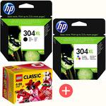 HP Tinte Multipack N9K07/8AE 304XL
