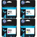 HP Tinte Multipack T6L99/87/91/95AE 903