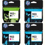 HP Tinte Multipack T6M15/L87/91/95AE 903XL/903