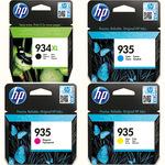HP Tinte Multipack C2P20/1/2/3AE 934XL/935