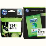 HP Tinte Multipack C2P23AE/F6U78AE 934XL/935XL