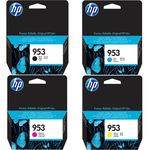 HP Tinte Multipack L0S58AE/F6U12/3/4AE 953