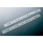 GBC® Einhängeheftstreifen WireBind & ClickBind DIN A4 PVC transparent 100 St./Pack.