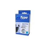 jetType Tinte kompatibel zu Canon 6444B001 CLI-551C XL