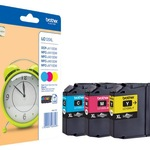 Brother Tinte Multipack LC-125 XL RBWBP DR