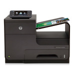 HP Officejet Pro X551dw Tintenstrahldruck color